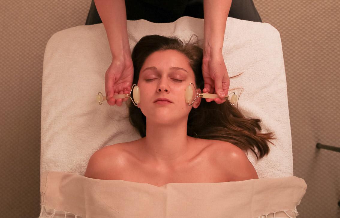 Massage Visage et Crâne Cahors